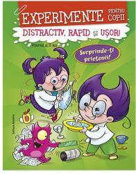 Experimente pentru copii - verde (ISBN: 9786065358126)