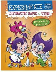 Experimente pentru copii - portocaliu (ISBN: 9786065358119)