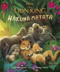 LION KING 2019 PICTURE BOOK THE HAKUNA M (ISBN: 9781368039277)