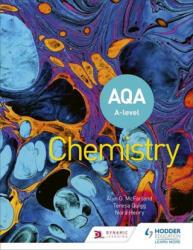 AQA A Level Chemistry (ISBN: 9781510469839)