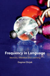 Frequency in Language - Memory, Attention and Learning (ISBN: 9781107085756)