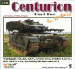 Centurion Part Two In Detail - J. W. de Boer, collegium (ISBN: 9788087509272)