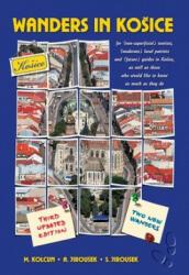 Wanders In Košice - Milan Kolcun, Alexander Jiroušek (ISBN: 9788088900825)