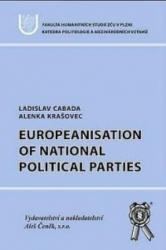 Europeanisation of National Political Parties - Alenka Krašovec (ISBN: 9788086473789)