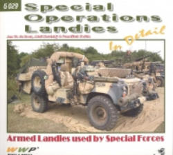 Special Operations Landies in Detail - Aleš Kautský, František Kořán (ISBN: 9788087509098)