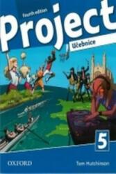 Project Fourth Edition 5 Učebnice - Hutchinson, T. ; Hardy-Gould, J. ; Trnová (ISBN: 9780194764698)