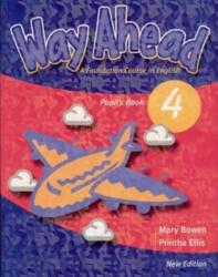 Way Ahead 4 Pupil's Book Revised - Ellis (ISBN: 9781405058773)