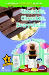 Macmillan Children's Readers Chocolate Level 4 - Paul Mason (ISBN: 9780230469228)