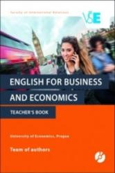 English for Business and Economics. Teacher's Book - collegium (ISBN: 9788024522142)