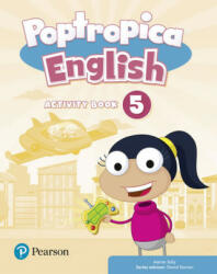 Poptropica English Level 5 Activity Book - Aaron Jolly (ISBN: 9781292091976)
