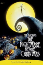 Level 2: Nightmare before Christmas Book and Multi-ROM with MP3 Pack - Daphne Skinner (2015)