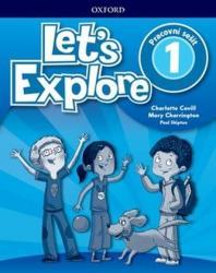 Let's Explore 1 - Charlotte Covill (2018)