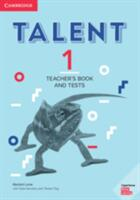 Talent Level 1 Teacher's Book and Tests - Alastair Lane (ISBN: 9781108468060)
