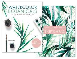 Watercolor Botanicals (ISBN: 9781419734328)