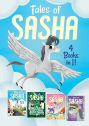 Tales of Sasha: 4 Books in 1! (ISBN: 9781499809978)