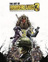 Art of Borderlands 3 (ISBN: 9781789090819)