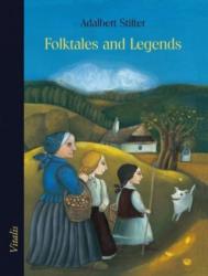 Folktales and Legends - Adalbert Stifter, Lucie Müllerová, Rachel Ward (ISBN: 9783899195743)