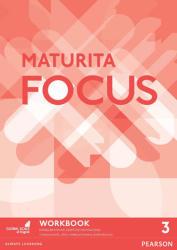 Maturita Focus Czech 3 Workbook - Daniel Brayshaw (ISBN: 9781292130156)