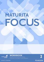 Maturita Focus Czech 2 Workbook - Daniel Brayshaw (ISBN: 9781292130125)