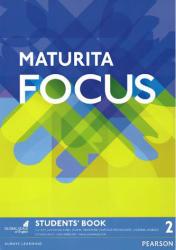Maturita Focus Czech 2 Students' Book - Sue Kay (ISBN: 9781292130118)