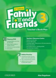 Family and Friends: Level 3: Teacher's Book Plus - Alex Raynham (ISBN: 9780194796491)