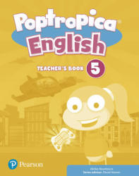Poptropica English 5 Teacher's Book w/ Online Game Access Card Pack - Aaron Jolly (ISBN: 9781292214030)