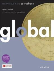 Global Pre-Intermediate + eBook Student's Pack (ISBN: 9781380001023)