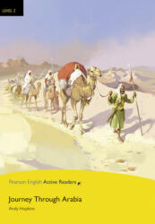 Level 2: Journey Through Arabia Book & Multi-ROM with MP3 Pack - Andrew Hopkins (ISBN: 9781292196008)