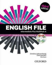 EF 3E INT PLUS SB A (ISBN: 9780194501293)