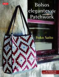 Bolsos elegantes de Patchwork - YOKO SAITO (2017)