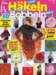simply kreativ - Häkeln mit Farbverlaufs-Bobbeln. Vol. 1 - bpa media GmbH, Oliver Buss (2018)