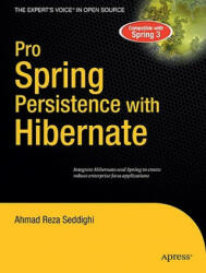 Pro Spring Persistence with Hibernate - Ahmad Seddighi (ISBN: 9781430216483)