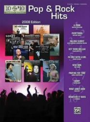 Pop & Rock Hits: Piano/Vocal/Chords - Alfred Publishing (ISBN: 9780739056349)