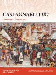 Castagnaro 1387 - Graham Turner (ISBN: 9781472833518)