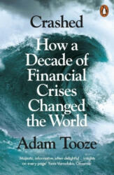 Crashed - Adam Tooze (ISBN: 9780141032214)