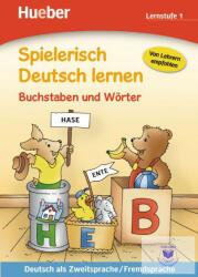 Spielerisch Deutsch Lernen - Buchstaben Und Wörter Ls 1 (ISBN: 9783191694708)