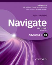 Navigate: C1 Advanced: Workbook with CD (ISBN: 9780194566919)
