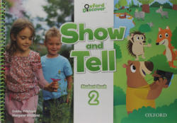 Show and Tell: Level 2: Student Book - Gabby Pritchard (ISBN: 9780194779135)