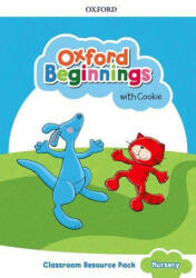 Oxford Beginnings with Cookie: Classroom Resource Pack (ISBN: 9780194057073)