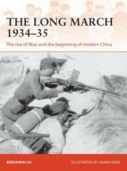 Long March 1934-35 - Benjamin Lai, Adam Hook (2019)