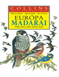 Európa madarai (ISBN: 9786155186714)