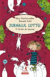 Jurnalul Lottei. O droaie de iepurași (ISBN: 9789734678716)