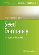 Seed Dormancy (2011)