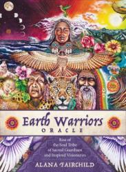 Earth Warriors Oracle - Alana (Alana Fairchild) Fairchild, Isabel (Isabel Bryna) Bryna (ISBN: 9781925538298)