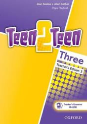 Teen2Teen: Three: Teacher Pack (ISBN: 9780194034142)