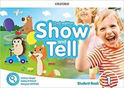 Show and Tell: Level 1: Student Book Pack - PRITCHARD, HARPER, WHITFIELD (ISBN: 9780194054478)