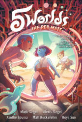 5 Worlds Book 3: The Red Maze (ISBN: 9781101935941)