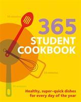 365 Student Cookbook (ISBN: 9780600635987)