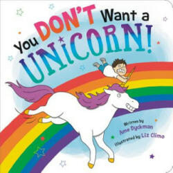 You Don't Want a Unicorn! (ISBN: 9780316488860)