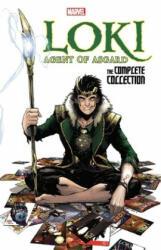 Loki: Agent Of Asgard - The Complete Collection - Al Ewing, Lee Garbett, Jorge Coelho (2019)